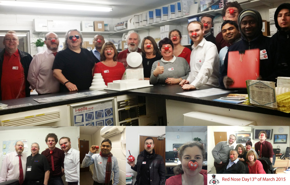 Firday the 13th Red Nose Day @ i-sells