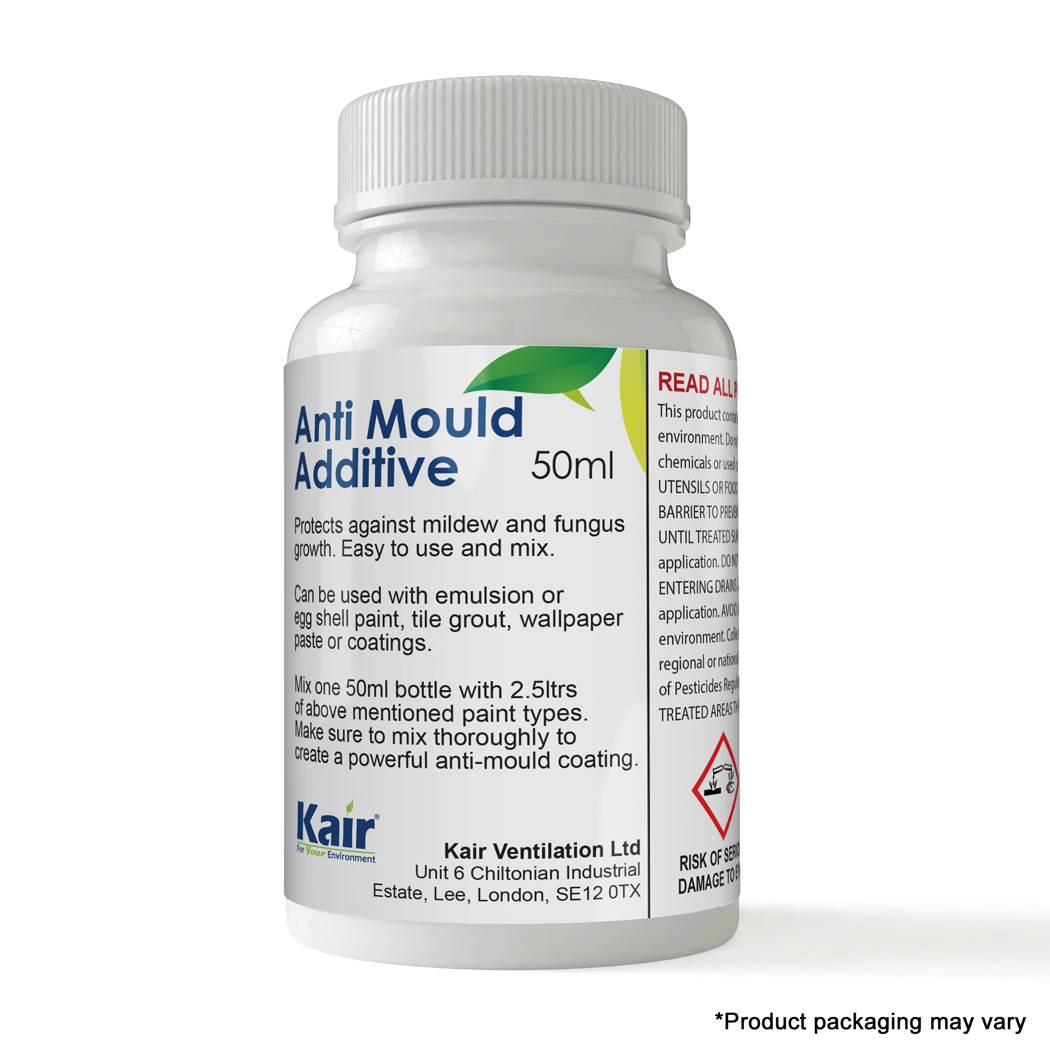 ANTI MOULD ADDITIVE FOR EMULSION & GLOSS PAINT - 50 ml