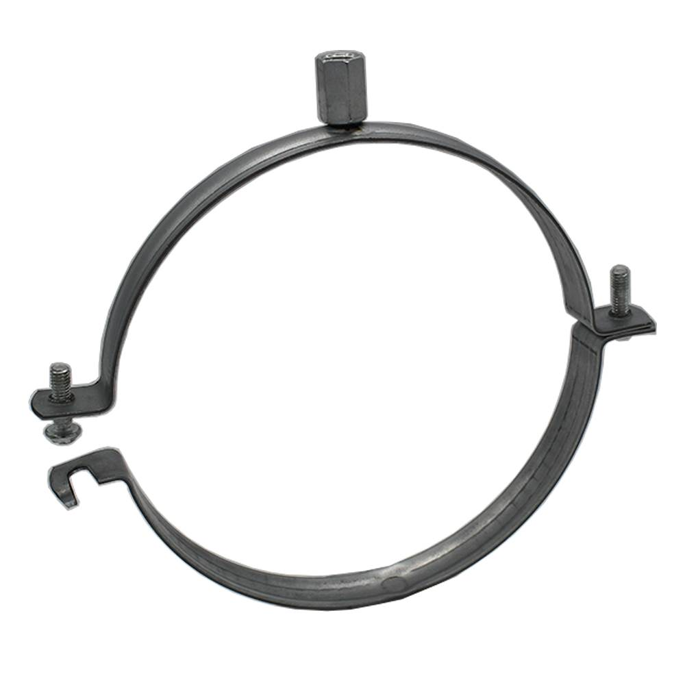 GALVANISED DUCT SUSPENSION RING - 80MM
