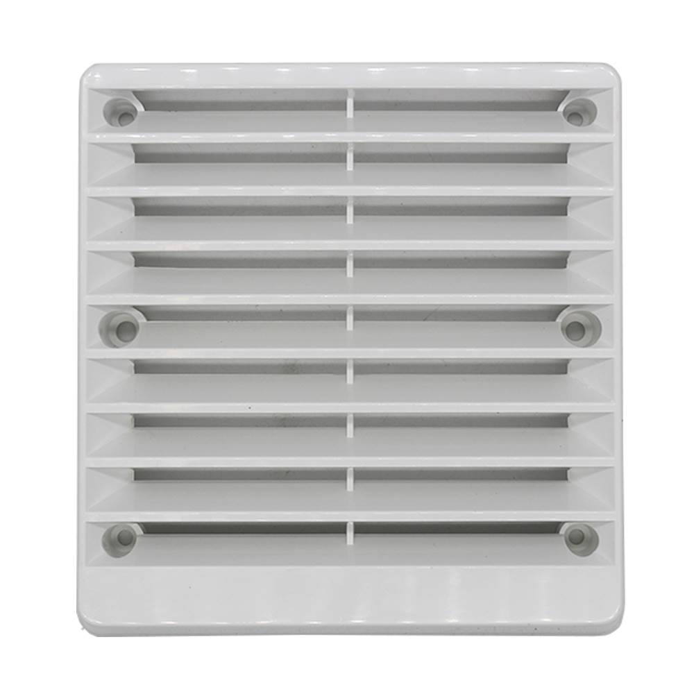 GREENWOOD 150MM EXTERNAL WALL GRILLE