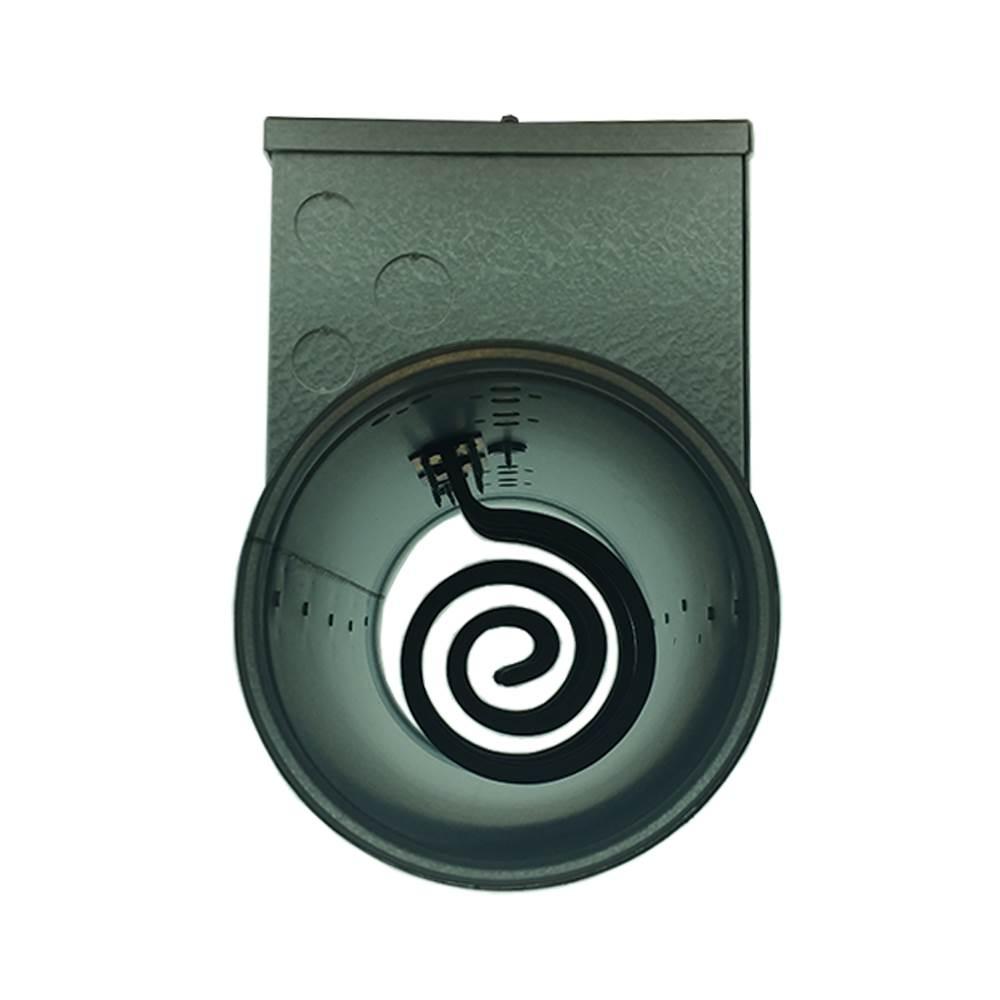 In Line Duct Fan Heater : Ducdh mm in line duct heater watt