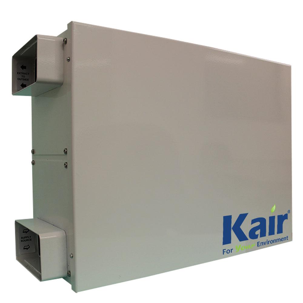 apartment ducted heat recovery ventilator - kair trak
