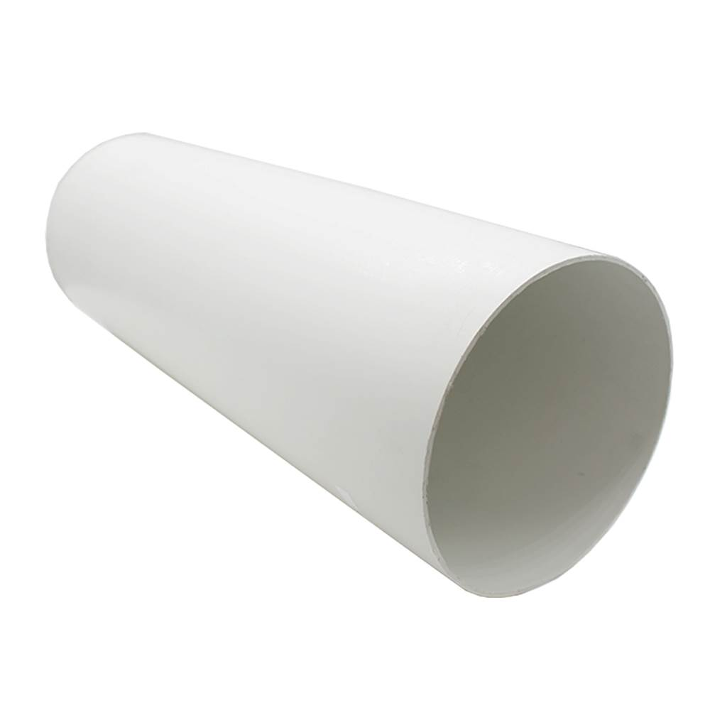 125mm Round Ducting Pipe 350mm Long