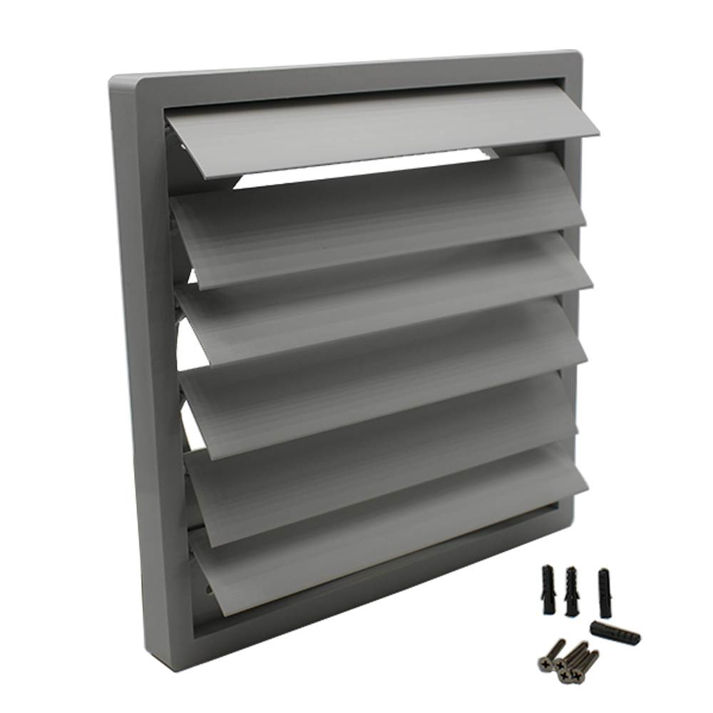 Mongs300 Large Gravity Flap Shutter Grille 300mm