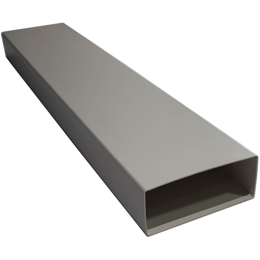 Megaduct 220 Flat Channel 1.5 Metre 220 X 90mm