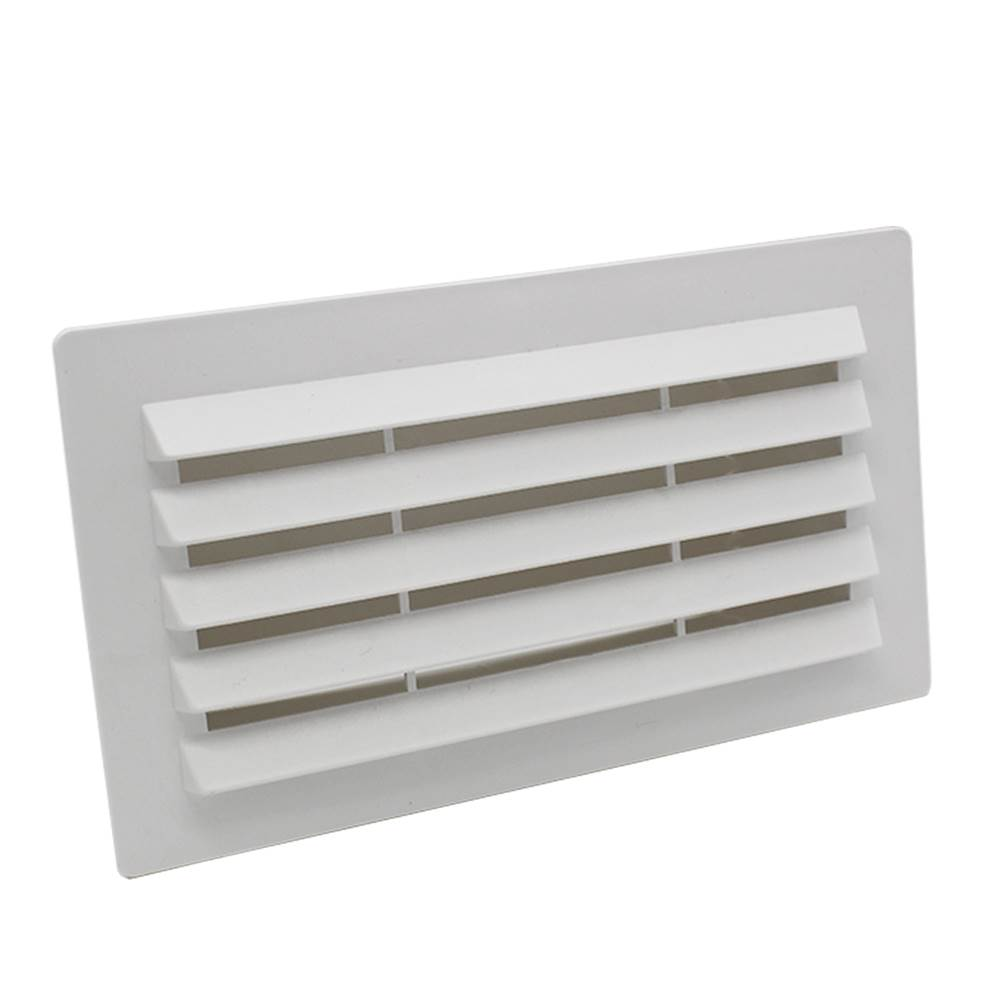 SYSTEM 150 RECTANGULAR - AIRBRICK WITH DAMPER