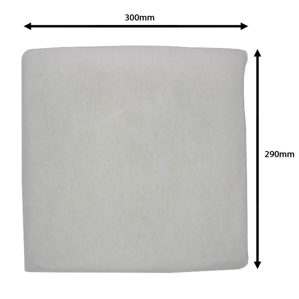 Replacement Filter Without Frame