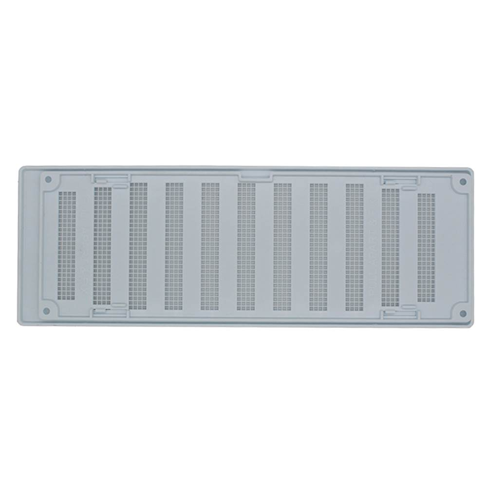 rythm43f rytons 9x3 hit miss ventilation grille white plastic. Black Bedroom Furniture Sets. Home Design Ideas