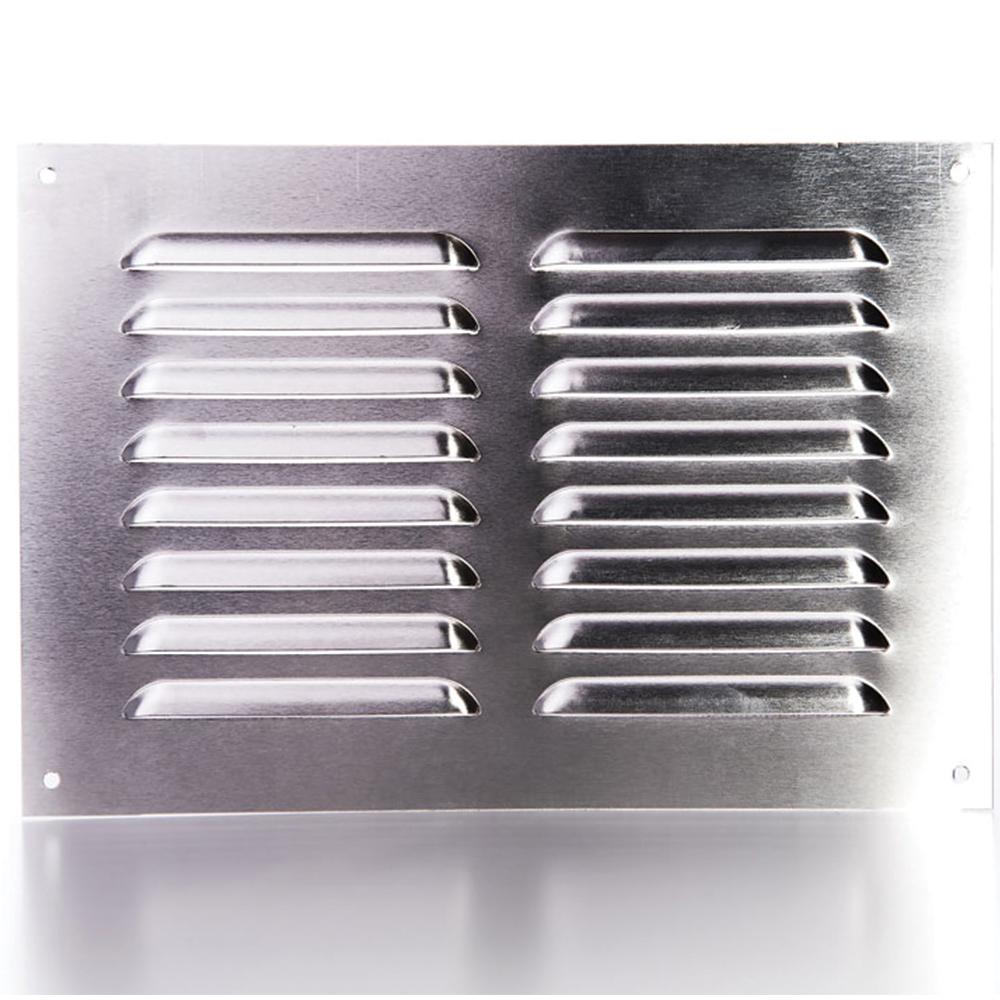 Rytlv96alum rytons 9x6 aluminium louvre ventilation grille - Grille ventilation aluminium ...