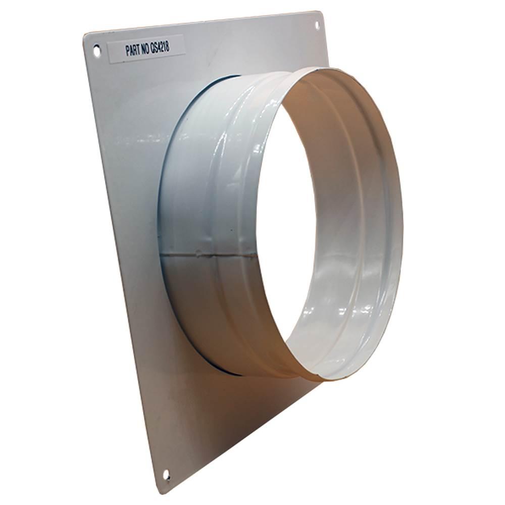 Positive Pressure Ventilation Fans High Volume Cleanroom