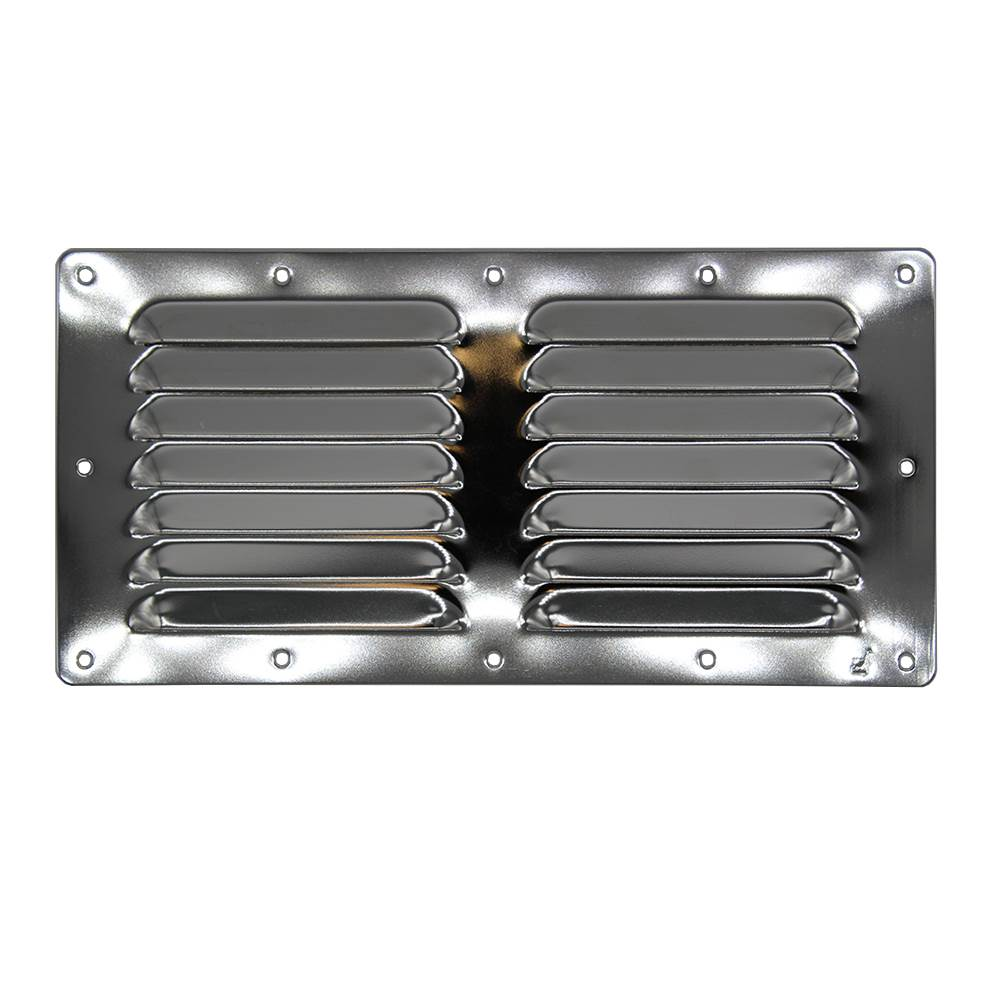 230MM X 115MM VENTILATION GRILLE STAINLESS STEEL