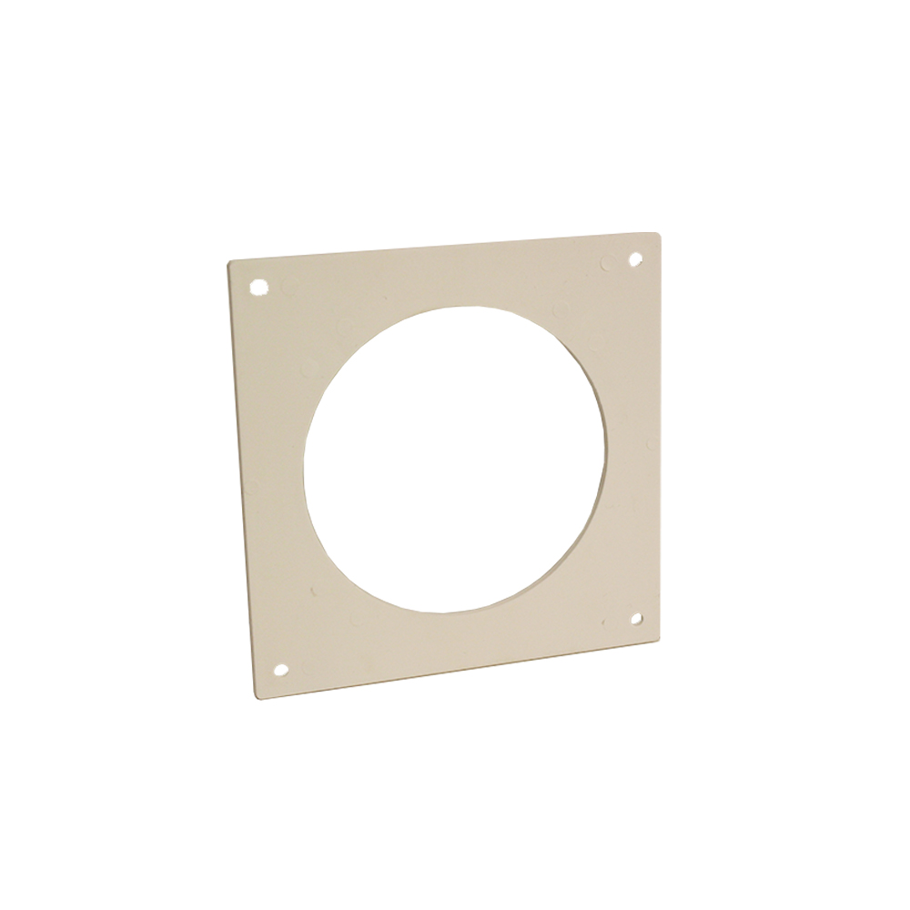 Kair Wall Plate 100mm - 4 inch for Round Ducting