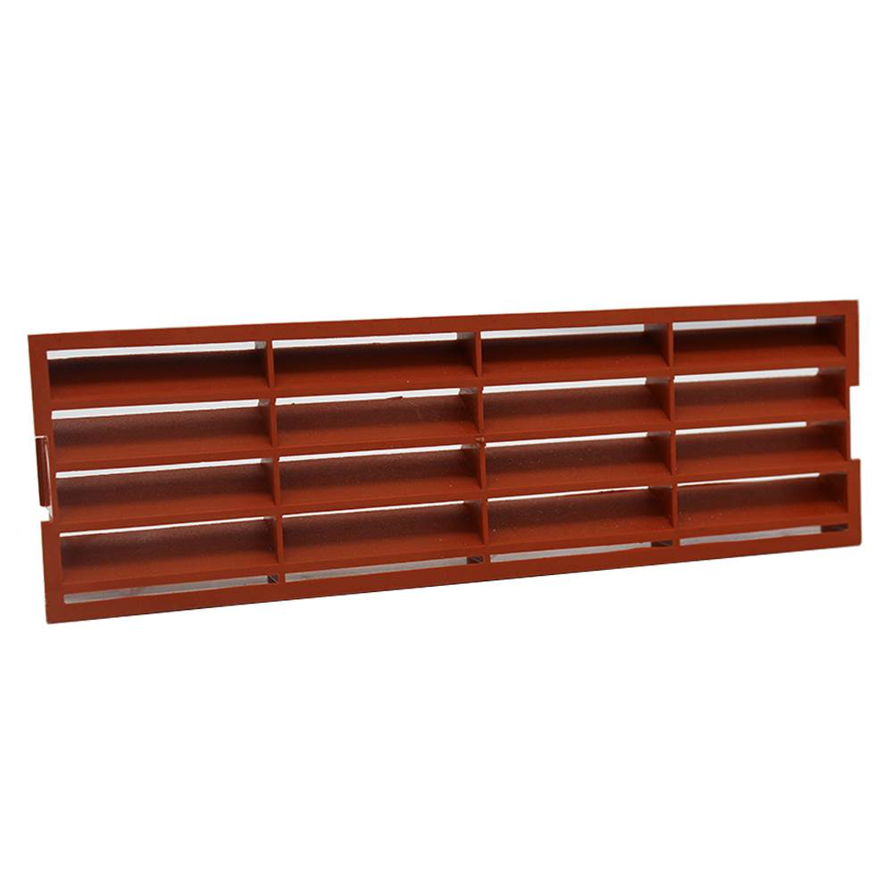 SYSTEM 225 AIRBRICK GRILLE - TERRACOTTA
