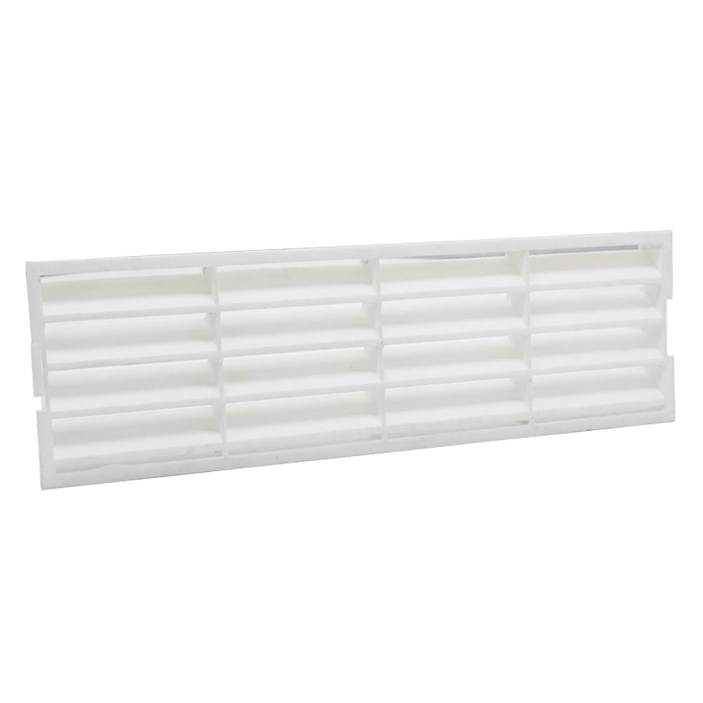 SYSTEM 225 AIRBRICK GRILLE - WHITE