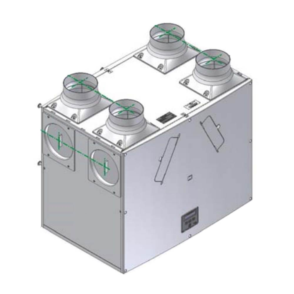 VENT AXIA SENTINEL KINETIC PLUS CVP HEAT RECOVERY UNIT