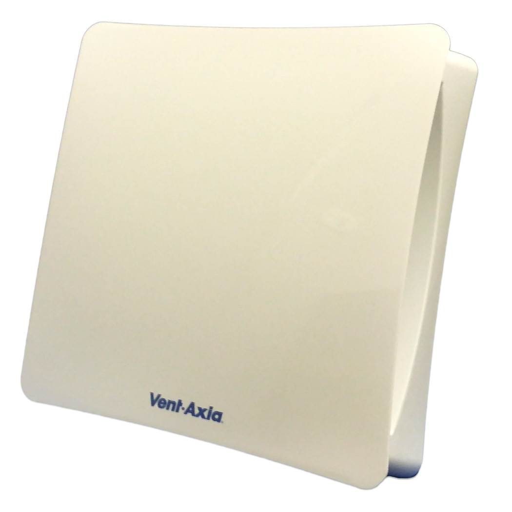 Vent Axia Vasf100t Silent Timer Extractor Fan For