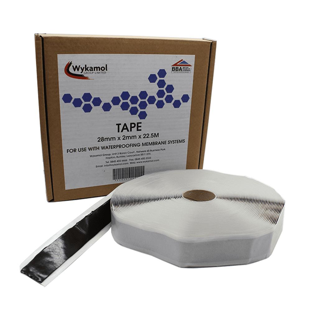 Wykmemtape Wykamol Tape 28mm X 22m Wyktape Wykamol Membranes