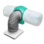 Nuaire Drimaster Positive Pressure Unit - Green Style