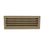 Airbrick Grille With Surround - VKC703, 753, 247 - Beige