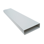 Pack Of 10 - System 204 Flat Channel 2 Metres