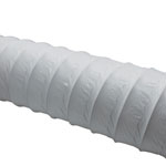 Kair PVC Flexible Hose 100mm - 4 inch / 45 Metre Length
