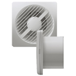Greenwood Select 150mm Kitchen Fan Dual Speed With Humidista