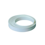 Domus Rigid Duct 150-100 Or 125mm In-Line Adapter Space Saving White