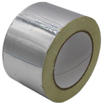 TAPE - ALUMINIUM - 100MM X 45M
