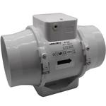 Aventa AV125T - 125mm In-Line Mixed Flow Fan With Timer