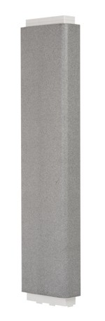 Kair Self-Seal Thermal 220X90mm 1 Metre Length Complete With 1 Male Duct To Duct Conn...