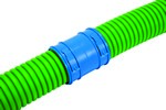 Kair 75mm Radial Ducting Connector - Inc. 2 X Sealing Rings