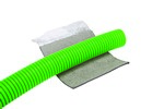 Kair 75mm Radial Ducting Fire Wrap - 250mm Length - 2 Hour Rating