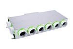 Kair 10 Port Acoustic Manifold Box With 220 X 90mm Main Branch And 6 X 75mm Radial Co...
