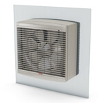 Domus DX12WW Size 12 Window Supply and Extract Fan Kit