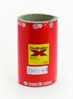 Domus Firebrake+ Easipipe Rigid Duct 150mm Horizontal Sleeve Red