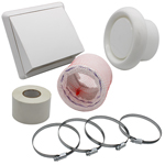 In Line Fan Ducting Kits