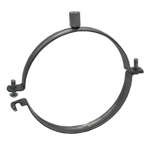 GALVANISED DUCT SUSPENSION RING - 150MM