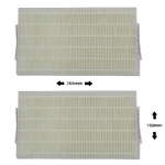 Heatrae Sadia/Itho Advance F7 Pollen / Fine Filters (pair)
