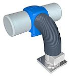 NUAIRE DRIMASTER ECO 3S HEAT HALL CONTROL 3 STOREY PROPERTY POSITIVE INPUT VENTILATIO...
