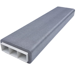Kair Self-Seal Thermal 204X60mm 2 Metre Length Complete With 2 Male Duct To Duct Connector