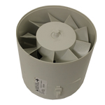 Manrose ID120 Fan - Inline Standard - 120mm