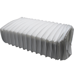 MEGADUCT 220 RECTANGULAR PVC HOSE 220 X 90MM 0.5 METRE