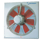 250mm Single Phase 4 Pole Flame Proof Fan (890M3/Hr)
