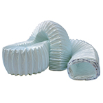Rectangular Ducting 150mm X 70mm - Pvc Flexible Hose 3 Metres
