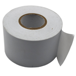 Kair Ducting Sealing Tape 50mm x 33 Metres Length White PVC Duct Tape