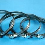 Trade Quick Release Worm Drive Clip - Steel - 60-325mm Diameter