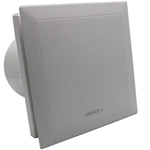 150mm Quiet Air Extractor Fan With Adjustable Humidity And Timer