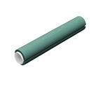 Domus Radial 125mm 1M Rigid Insulated Duct And Thermal Insulation Silver