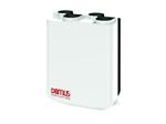 Domus Radial Semi-Rigid Duct Room Expansion Pack - Air Valve White