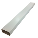 110mm X 54mm Flat Channel 2 Metres
